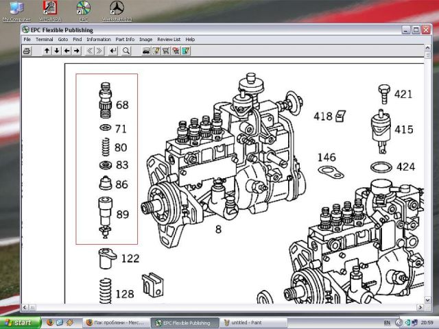 valve holder