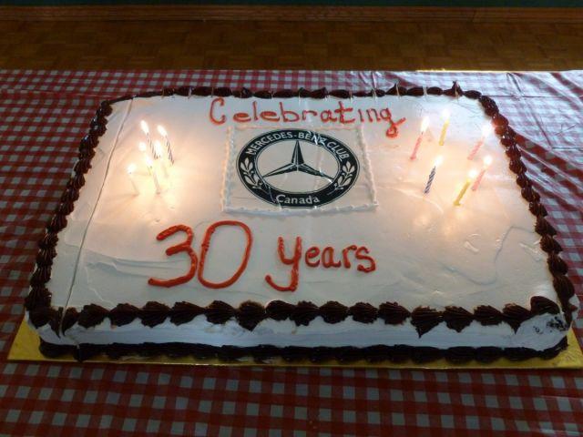 30 години МБ Клуб Канада